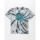 SANTA CRUZE Wave Dot Boys T-Shirt