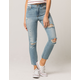 RSQ Ripped Womens Mom Jeans