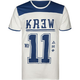 KR3W Football Division Mens T-Shirt
