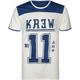 KR3W Football Division Mens T-Shirt