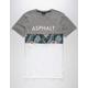 ASPHALT Full Bloom Mens T-Shirt