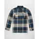 VOLCOM Heavy Daze Boys Flannel Shirt