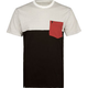 LIRA Pocket Block Mens Pocket Tee