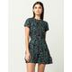 RVCA Portman Printed Dress