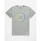 VISSLA Charter Mens T-Shirt