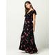 BILLABONG Southern Border Womens Maxi Dress