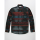 O'NEILL x Woolrich Franklin Mens Flannel Shirt
