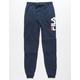 FILA Fleece Boys Jogger Pants