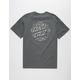 SANTA CRUZ Pinstripe Dot Mens T-Shirt