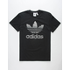 ADIDAS Traction Trefoil Mens T-Shirt