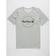 HURLEY Tubular Mens T-Shirt.