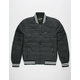 MEMBERS ONLY Varsity Mens Puffer Jacket