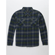 SHOUTHOUSE Marvin Boys Flannel Shirt