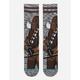 STANCE x STAR WARS Chewie Pal Mens Socks