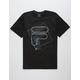 FILA Ostrich Tilt Mens T-Shirt