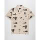 HUF Exotica Mens Shirt