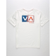 RVCA Glitch Box Boys T-Shirt