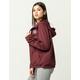 VANS Kastle Womens Windbreaker Jacket