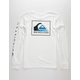QUIKSILVER Hold Down Boys T-Shirt