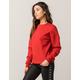 FULL TILT Essentials Womens Boyfriend Sweatshirt