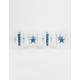 NFL Dallas Cowboys 4 Pack Plastic Pint Glasses