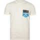 HURLEY Tiger Mens Pocket Tee