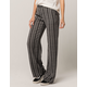 IVY & MAIN Stripe Womens Wide Leg Pants