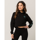 DIAMOND SUPPLY CO. Womens Crop Hoodie