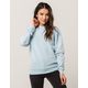 FULL TILT Essentials Womens Boyfriend Sweatshirt