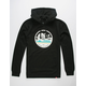 ELEMENT Travels Mens Hoodie