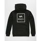 RVCA All The Way Boys Hoodie