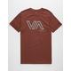 RCVA Stencil VA Mens T-Shirt