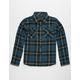 VALOR Bark Boys Flannel Shirt