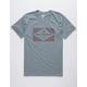 BILLABONG Formula 73 Mens T-Shirt