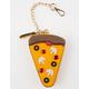 VIOLET RAY Pizza Bag Charm