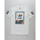 ADIDAS Classic Sweet Leaf Mens T-Shirt