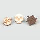 GOODWOOD NYC Combat Skull Pin Set