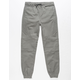 EAST POINTE Arnold Boys Twill Moto Jogger Pants