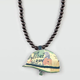 GOODWOOD NYC Army Helmet Necklace