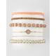 FULL TILT 5 Pack Braid & Stretch Bracelet Set