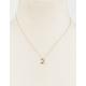 FULL TILT Moon Stone Necklace