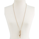 FULL TILT Fearless Long Charm Necklace
