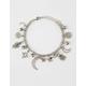 FULL TILT Moon & Star Charm Bracelet