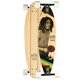 SECTOR 9 Small Axe Longboard Skateboard