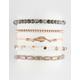 FULL TILT Leaf & Braided Friendship Bracelets