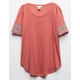 BOZZOLO Girls Football Tee