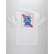 LOSER MACHINE x Pabst Blue Ribbon Condor Ribbon Mens T-Shirt