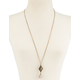 FULL TILT Diamond/Crystal Long Necklace
