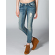 HIPPIE LAUNDRY Ankle Bite Womens Skinny Jeans