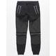 BROOKLYN CLOTH Solid Boys Moto Jogger Pants